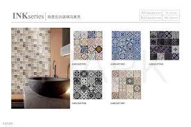 cement marrakesh glass mosaic tiles