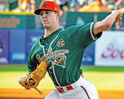 Hoppers lefty Trevor Rogers pitching again after long wait | Grasshoppers |  greensboro.com
