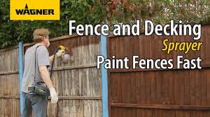 How To Spray Paint Garden Fences Fast Youtube