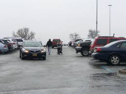 parking lots at staten island