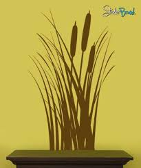Vinyl Wall Decal Sticker Wheat Grass Fields 426 Stickerbrand