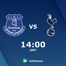 Everton LFC Tottenham live score, video stream and H2H results - SofaScore