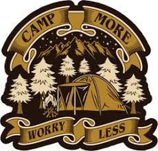 Camping Car Stickers Decals Over 50 Unique Designs