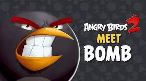 Angry Birds 2 – Meet Bomb: Explosive Temper!
