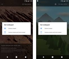 android 7 1 2 adds option to set where