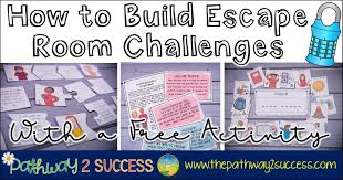 How To Build Escape Room Challenges The Pathway 2 Success