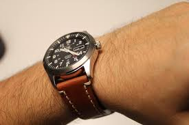 pin on nice leather watches for men
