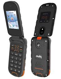 Plum Ram 8 Rugged Flip Phone 4G Unlocked