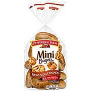 thomas plain bagel thins bread