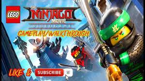 The LEGO Ninjago Movie Video Game Gameplay/Walkthrough Part 20 ...