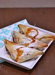 phyllo filo pastry sheets