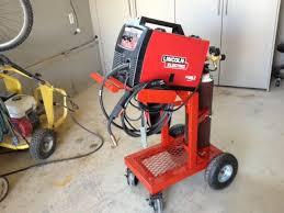 homemade welding cart ideas needed