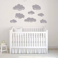 Cloud Decal Children S Wall Decal Db408 Designedbeginnings