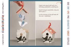 give money cash gift money bird