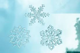 Snowflake Window Clings Kids Crafts Fun Craft Ideas Firstpalette Com