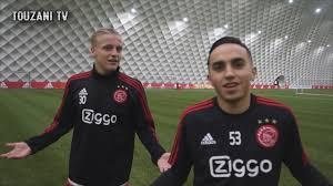 Donny van de Beek VS Abdelhak Nouri ...