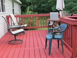 Behr Premium Deckover 5 Gal Sc 112 Barn Red Wood And Concrete Coating 500005 At The Home Depot Mobile Red Barns Concrete Coatings Exterior Wood