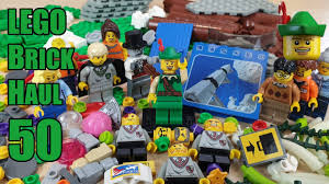 LEGO Brick Haul 50 - Brick Link 📦🏹 - YouTube