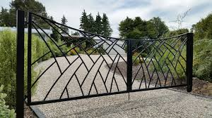 Custom Metal Wrought Iron Gates And Fencing Adam Styles Creative Metal Nelson New Zealand Adam Styles Creative Metal