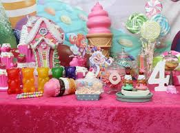 diy candyland party decorations icmt