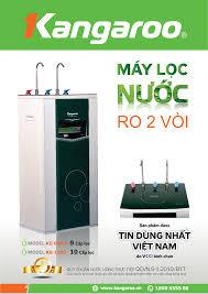 Máy lọc nước RO 2 vòi Kangaroo 10lõi KG10A3 - Siêu thị điện máy ...