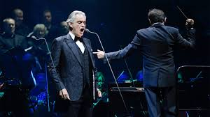 Andrea Bocelli to stream Easter Sunday performance from empty ...