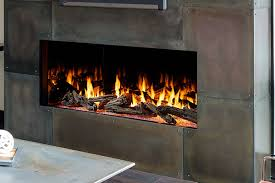 foundation series luxury gas fireplace