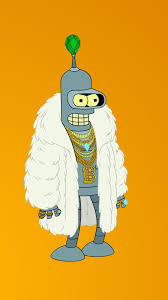 bender futurama wallpapers top free