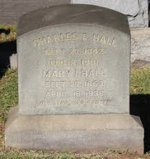 Mary Ida Hall (1853-1936) - Find A Grave Memorial