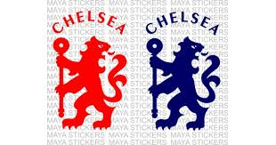 Chelsea Fc Decal Stickers