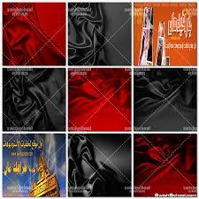 خلفيات خلفيات حرير احمر واسود عالي الجوده لاستديوهات التصوير Jpg