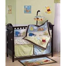 baby crib toys in winnie the pooh crib