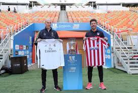 SuperCoppa Spagna Finale: Real vs Atletico Madrid diretta in ...