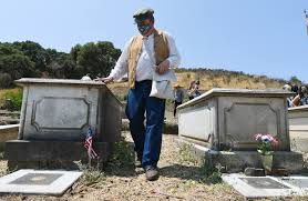 First Mare Island Cemetery tour given since the preserve closed –  Times-Herald