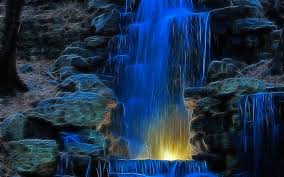 49 free moving waterfall wallpapers