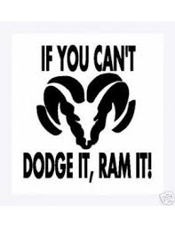 If You Can T Dodge It Ram It In Pink Truck Quotes Ram Trucks Dodge Trucks