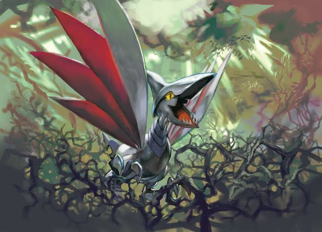 Image result for Skarmory""