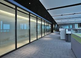 types of partition walls office cubicle