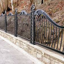 Custom Luxury Metal Work Panels Cast Iron Railing Costs For Street Decor For Sale Iok 211 You Fine Sculpture