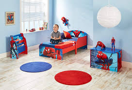 Toddler Beds Baby Products Marvel Spider Man Kids Toddler Bed By Hellohome