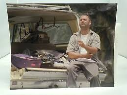 SIGNED ADAM MINAROVICH 8x10b Ed Peletier Walking Dead autograph ...