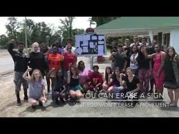 2018 Race to End Racism   Created by Frieda Smith