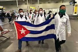Cuba continúa prestando ayuda médica internacional para el ...