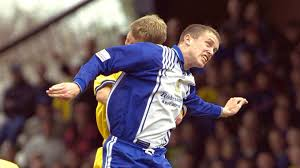 Stockport County's Aaron Wilbraham on that Palace day in 2001 - News -  Crystal Palace FC