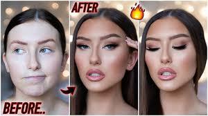 2020 soft glam makeup tutorial
