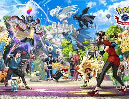 Pokemon Go Anniversary Art Teases Gen 6 Pokemon, Mega Evolutions ...