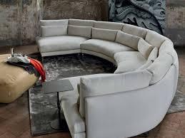 semi circle couch sofa sik interiors