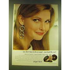 1966 angel face makeup ad you don t