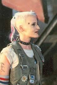 Lori Petty as Tank Girl | Tank girl movie, Tank girl, Tank girl art