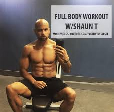 total body workout w shaun t you